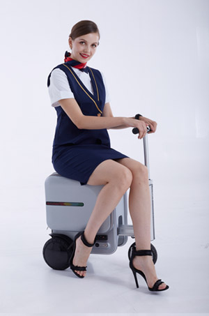 Airwheel SE3 smart luggage